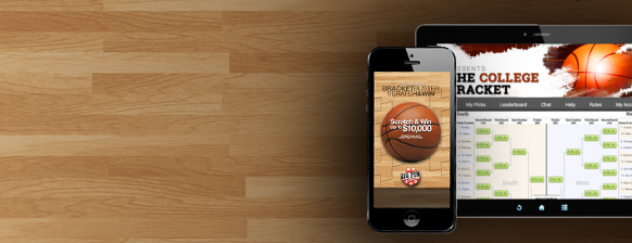 SCA Promotions College Basketball Bracket Contest