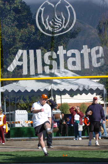 AllState Field Goal Kick