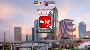 ABC News Scratch and Win