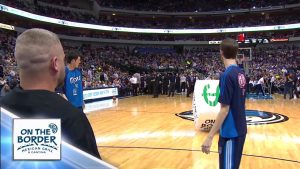 Fan Wins $10 Grand in Dallas Mavericks Dice Roll