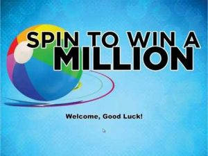Spin to Win Demo