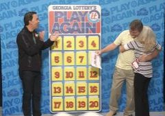 SCA Promotions - Play It Again GA Lottery Promotion